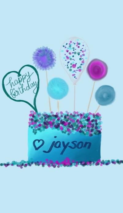 Happy Birthday dear jayson   sherlock   Digital Drawing   PENUP
