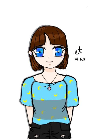 희똥이 팬앝겸 맄 | baso_p | Digital Drawing | PENUP