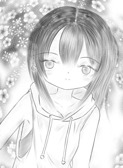 Loli in a dream | Sweety | Digital Drawing | PENUP