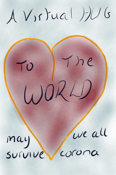 Love to the world | joyed | Digital Drawing | PENUP