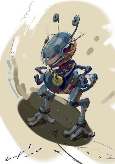 Инопланетянин | igo4987 | Digital Drawing | PENUP