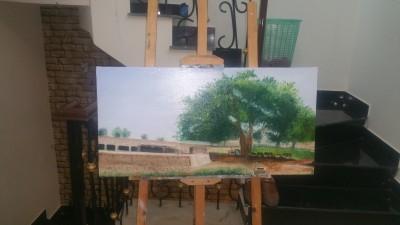A Farm  | leokhan33 | Digital Drawing | PENUP