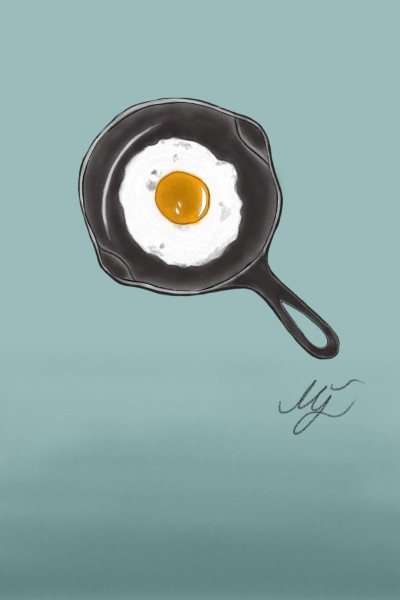 egg♡ | mjalkan | Digital Drawing | PENUP