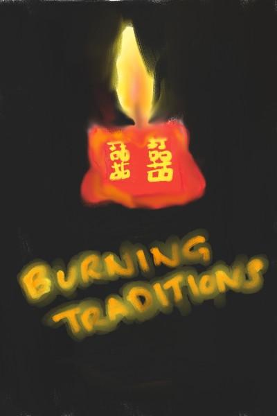 Burning Traditions   Qislok   Digital Drawing   PENUP