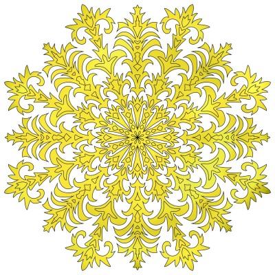 황금나라의 황금눈 | narsha | Digital Drawing | PENUP