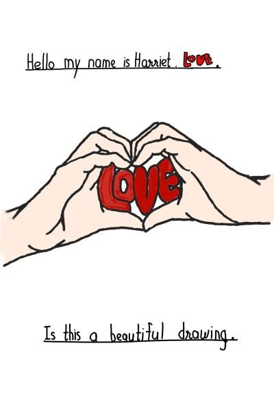 Love ( By Harriet) . | Harry.Jessy | Digital Drawing | PENUP
