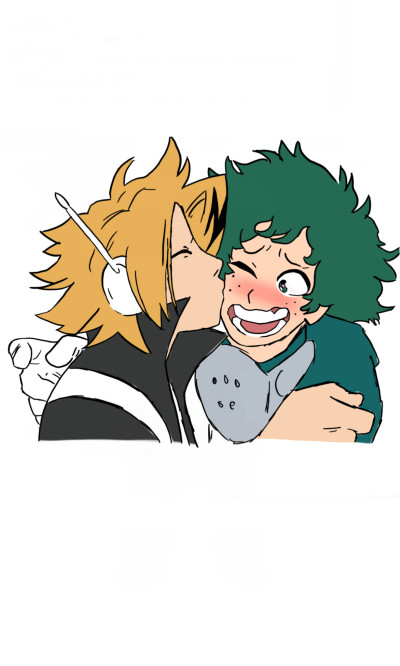 sorry for not uploading anything these days  | Deku_villian | Digital Drawing | PENUP