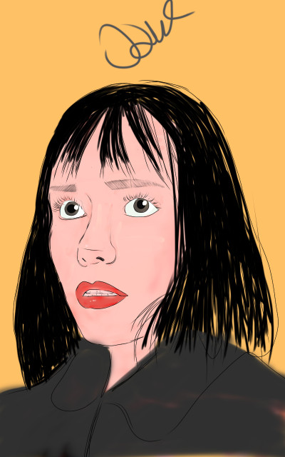 Character Digital Drawing | DarkWina | PENUP