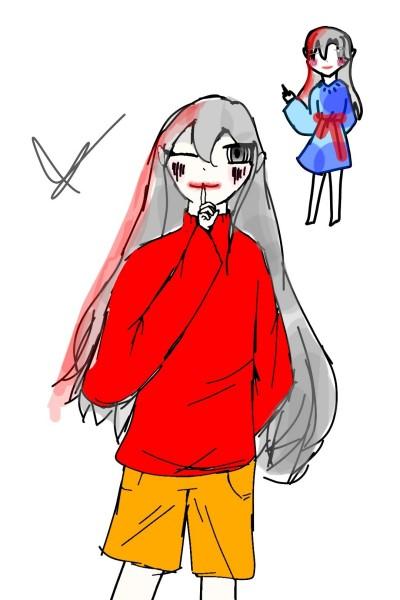 미아뉴ㅜ 이상하네ㅔㅠㅠ | soohyun.kim | Digital Drawing | PENUP