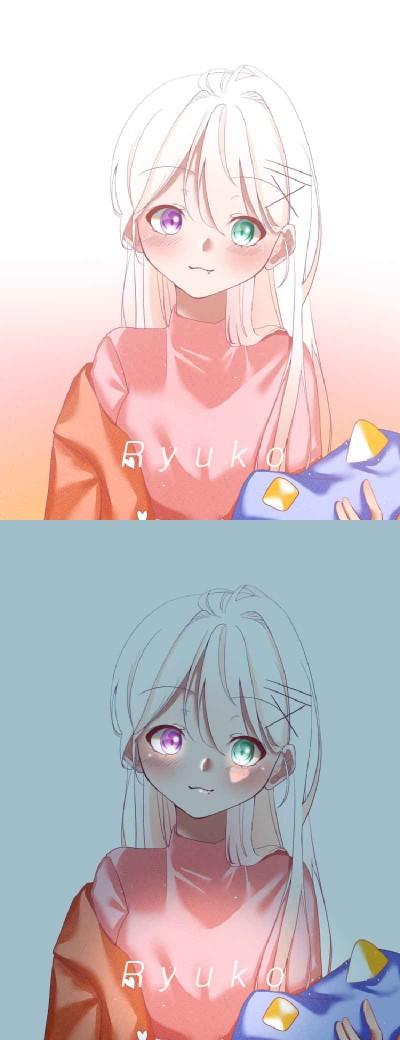 류코 맄완 | YENA | Digital Drawing | PENUP