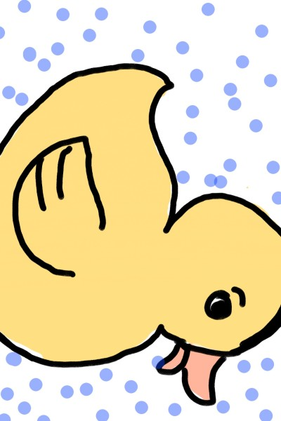 Rubber Ducky    A.K.G_INDIA   Digital Drawing   PENUP