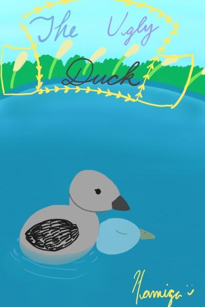 The Ugly Duck    Hamiga   Digital Drawing   PENUP