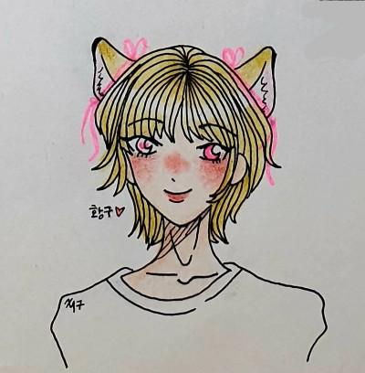 황구!♡! | xy_17 | Digital Drawing | PENUP