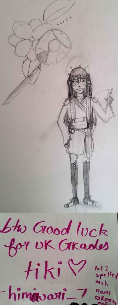 for tiki ♡ | himawari_7 | Digital Drawing | PENUP