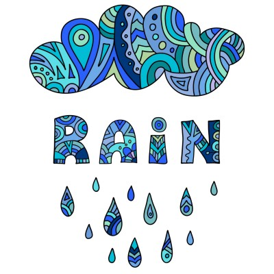 My rain | iiiisol | Digital Drawing | PENUP