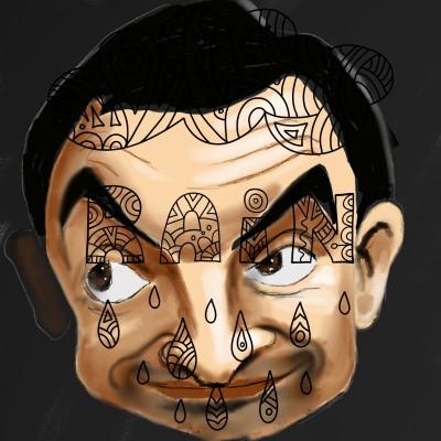 Mr bean    J-O-C   Digital Drawing   PENUP