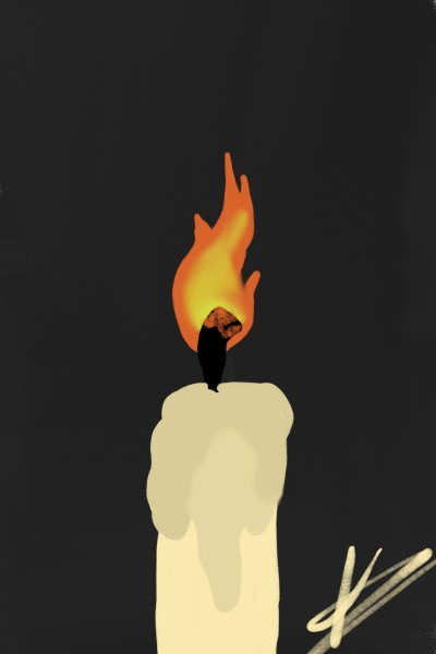 Candle | That_One_Weirdo | Digital Drawing | PENUP