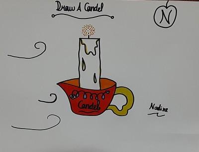 Candel | NJS | Digital Drawing | PENUP
