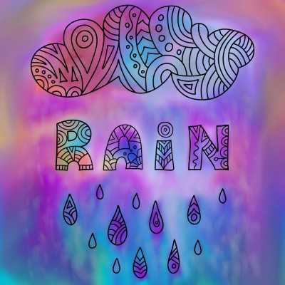 picturesque rain  | Joseph-N | Digital Drawing | PENUP