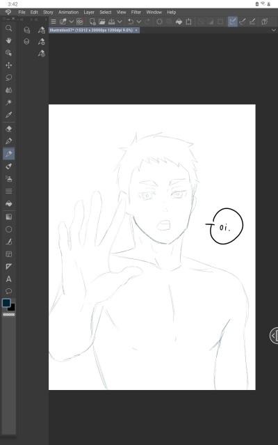 daichi  | DigiArt | Digital Drawing | PENUP
