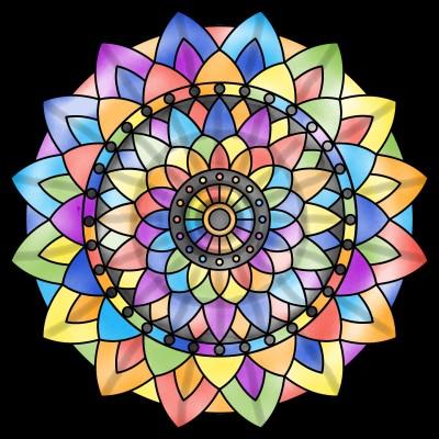 Mandala | alondongirl | Digital Drawing | PENUP