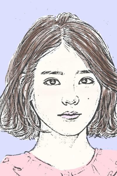 iu | BELINAY | Digital Drawing | PENUP