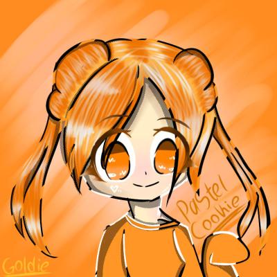 Gift   Goldie_OwO   Digital Drawing   PENUP