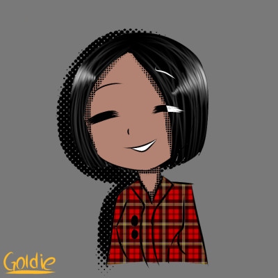 Another Fanart cuz bored | Goldie_OwO | Digital Drawing | PENUP