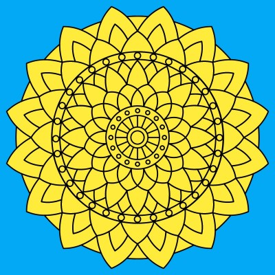Our sun.  Наша солнце.. | Alexs | Digital Drawing | PENUP