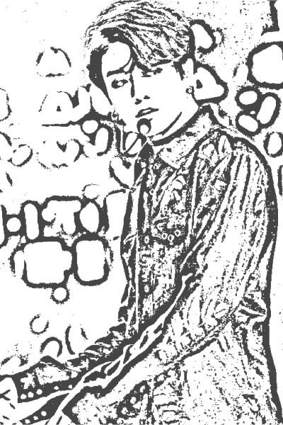 정국(jungkook)   Bangtan.boys   Digital Drawing   PENUP