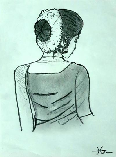 women | PencilArtGeo | Digital Drawing | PENUP