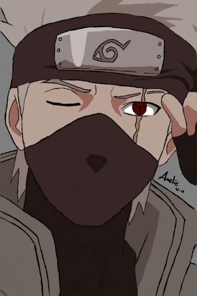 kakashi Hatake. Naruto  | zumitos19 | Digital Drawing | PENUP