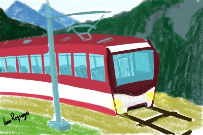 Viajando | LuisRequejo | Digital Drawing | PENUP