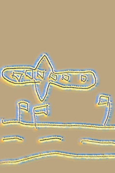 Airplane!! I tried my best :) | mei14 | Digital Drawing | PENUP