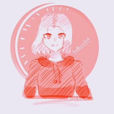 Character Digital Drawing | MaryGalaxy | PENUP