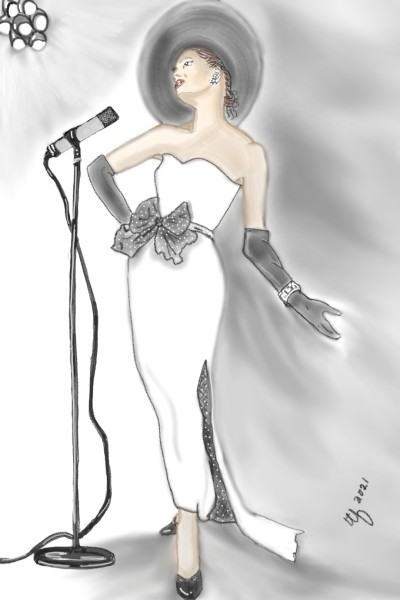 And So I Sing | TeeTee | Digital Drawing | PENUP