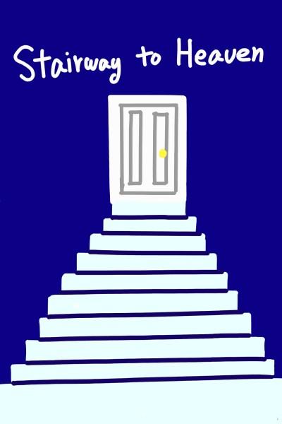 Stairway to Heaven   Moly   Digital Drawing   PENUP