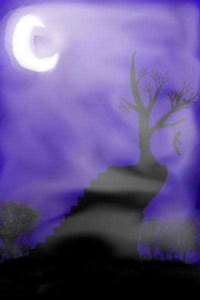 Árbol del ahorcado | PabloST | Digital Drawing | PENUP