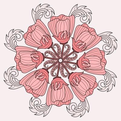 Flowers | Annie09 | Digital Drawing | PENUP