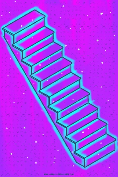no.1 stair | lohitha | Digital Drawing | PENUP