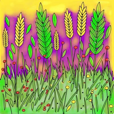 Coloring Digital Drawing | Veruska | PENUP