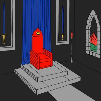 The Dark Throne Room   HeroHunted85   Digital Drawing   PENUP