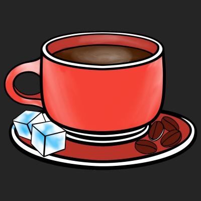 coffee | sunjung | Digital Drawing | PENUP