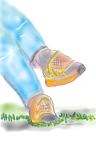 Schuhe  | Rhyneptun | Digital Drawing | PENUP