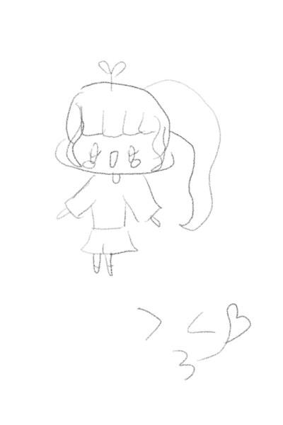 규리♡ | 2021msy.msk | Digital Drawing | PENUP