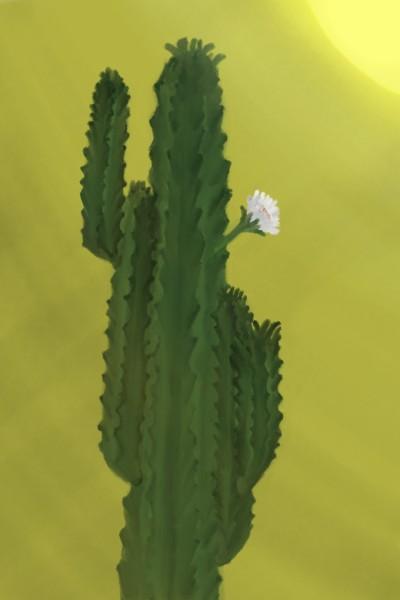 Mandacaru Cactus | ThomasMarks | Digital Drawing | PENUP