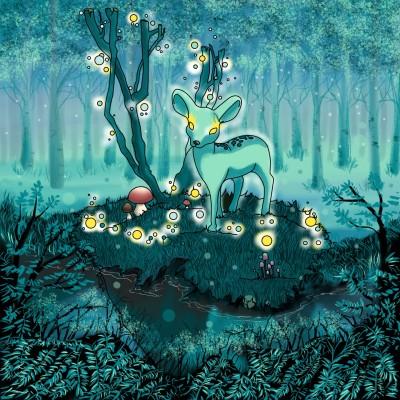 DreamWorks (coloring.deer) | Dex.R | Digital Drawing | PENUP