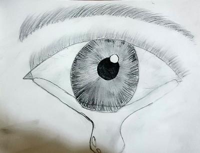 saddens  | LaibaRose | Digital Drawing | PENUP