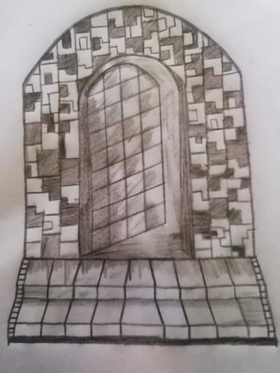 Door  | MalluNiharika | Digital Drawing | PENUP