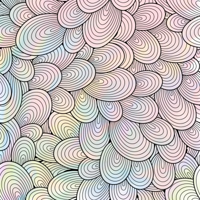 동그라미 무늬   .yang.   Digital Drawing   PENUP
